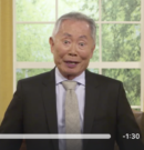 George Takei says, don't be lame register to vote.